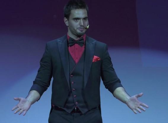 Presentador de eventos - Andrés Cañadas